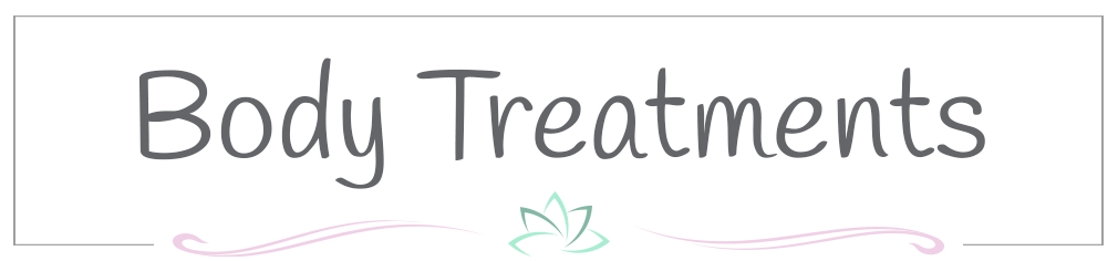 Body Treatments at European Skin Care Salon